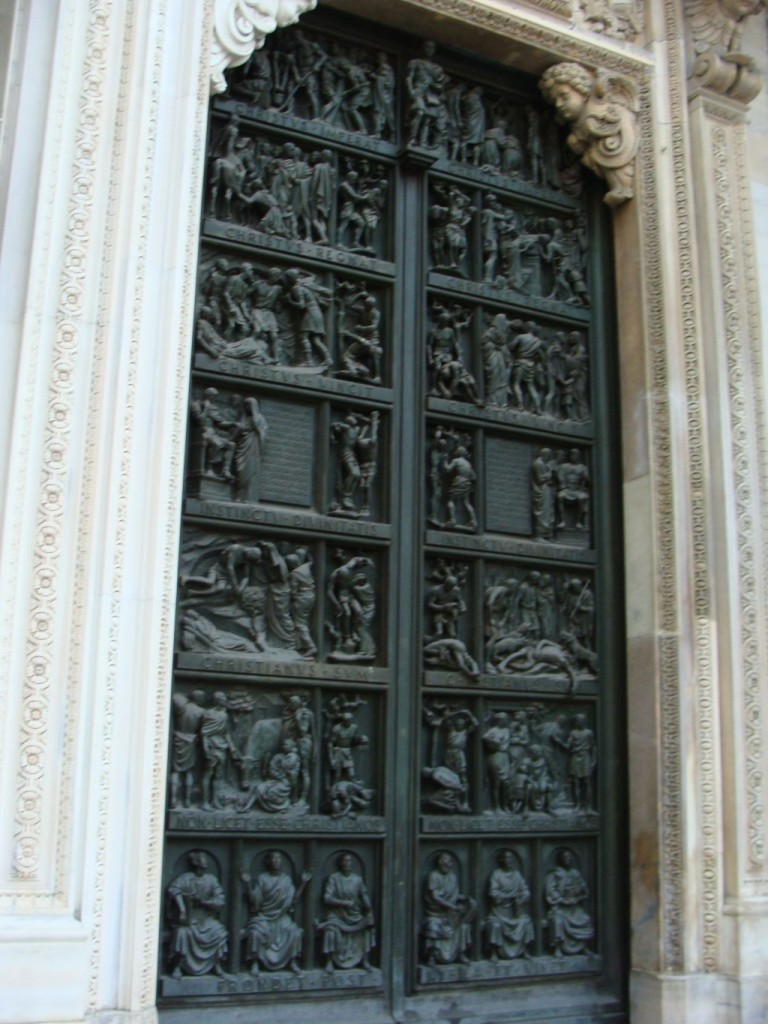 Rome, Urbino, Milan 207